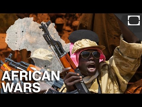 How Many Wars Are Going On In Africa?