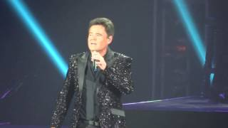 Donny Osmond - Puppy Love 1 Feb.2017 at the Eventim Apollo London