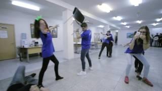 Самый масштабный МАНЕКЕН Челендж в 1 кадр! Тольятти|ТГУ - Mannequin Challenge