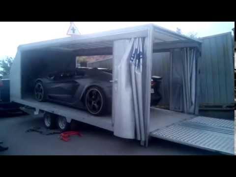Lamborghini Mansory Aventador LP1250-4 Carbonado Apertos Roadster