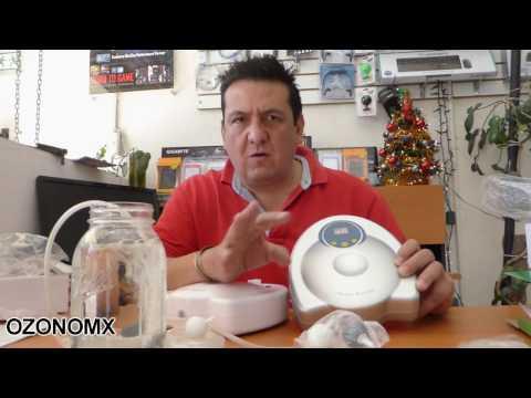 Generador de Ozono, usos del ozono y ozonoterapia ozonomx.com OZONOMX
