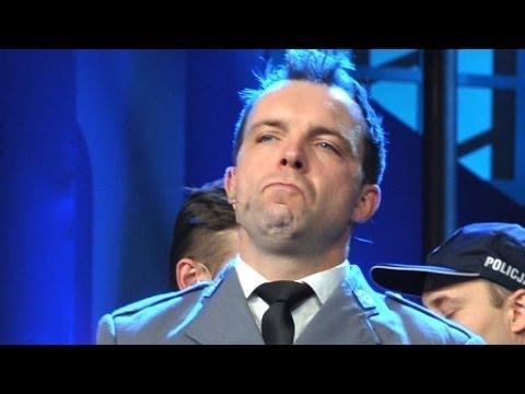 Ani Mru Mru i Kabaret Młodych Panów - Policyjny Twister