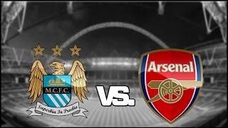 preview picture of video 'FIFA 15 Prognose ★Premier League   Manchester City – FC Arsenal'