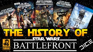 The History Of Star Wars: Battlefront (2004-2016)