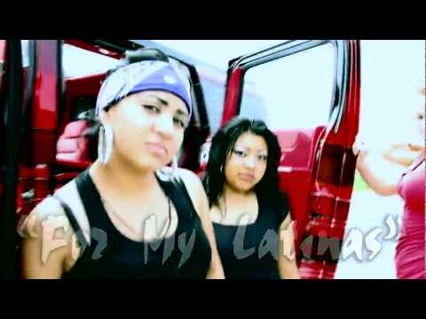 Ricky Zapata - For My Latinas feat. Dizz & Ten (Official Music Video)