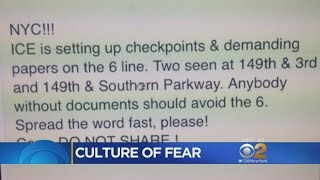 Immigration Concerns Spread In New York