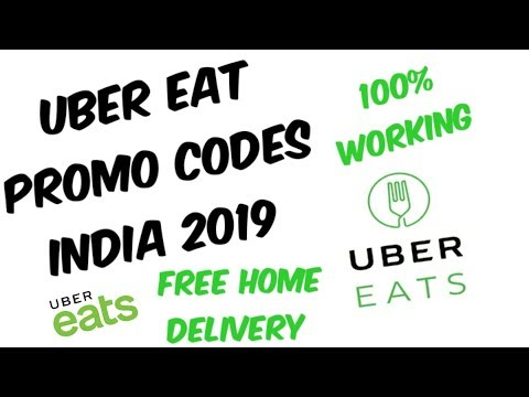 Download Uber Eats 2019 New Promo Codes 50 Off For New And Old Users