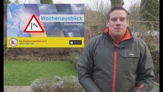 Wochenausblick: Wetterwechsel, Schneeschauer und Sturmgefahr