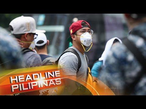 [ABS-CBN]  Metro Manila, mananatili sa GCQ hanggang Aug. 15 | Headline Pilipinas