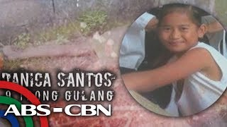 SOCO: The unfortunate fate of 9-year-old Danica Santos