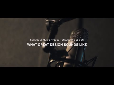 School of Music Production & Sound Design for Visual Media