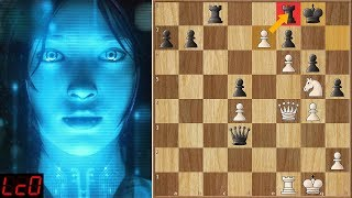 Smells Like Teen Spirit | Neural Net AI Leela Zero Keeps Trolling Her Opponents?