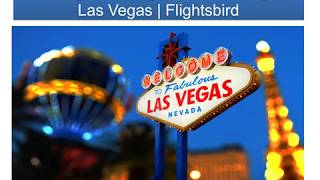 Amazing cheap flights from Chicago to Las Vegas | Flightsbird