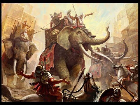 Guerras Púnicas - conquistas de Roma na Antiguidade