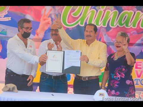 MTI inicia obras de ampliación y mejoramiento de los accesos viales a Chinandega