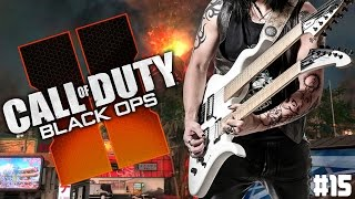 Playing Guitar on Black Ops 2 Ep. 15 - Dooo Meets Xbox