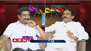 BIG DEBATE | Lagadapati Rajagopal With ABN MD Vemuri Radhakrishna | Part 2 | ABN Telugu