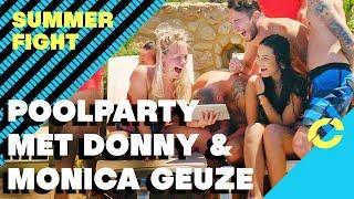 MISLUKT PARTY MET DONNY & MONICA?!   SUMMERFIGHT   1    - CONCENTRATE