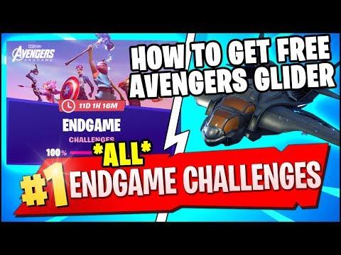 deal damage by throwing thor s stormbreaker axe all endgame challenges rewards fortnite - sammle infinity steine fortnite
