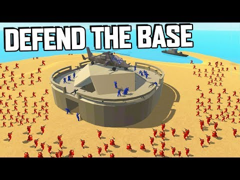 Ravenfield Walkthrough - NEW BATTLE ROYALE Mode! BEST Map