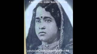 Sultana 1934: Mushkil kusha hai naam tera to mushkil mein