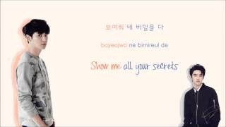 EXO-K - Playboy (Korean Version) (Color Coded Hangul/Rom/Eng Lyrics)