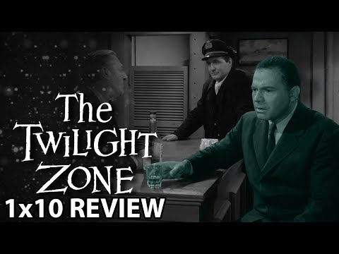 The Twilight Zone (Classic) Season 1 Episode 10 'Judgment Night' Review