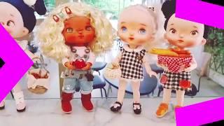 Holala Doll BJD Repaint DIY Part 1