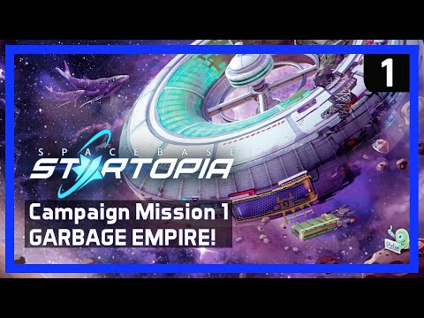 Gameplay de Spacebase Startopia
