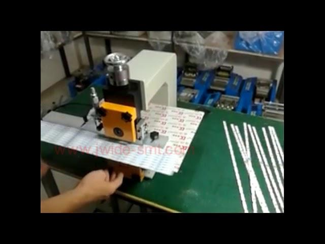 JW-828 PCB V Cut separator