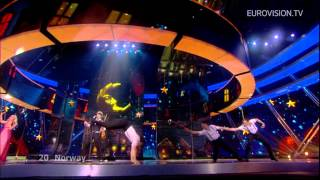 Alexander Rybak - Fairytale (Norway) 2009 Eurovision Song Contest