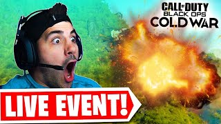 Insane Warzone LIVE EVENT 🤯 *NEW* COD Reveal!