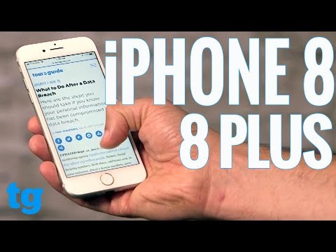 iPhone 8 and 8 Plus Review: Bionic Phones Are Here