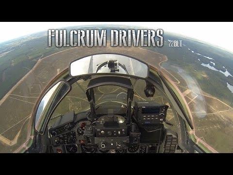 hqdefault - Volando con un MIG-29 de la fuerza aerea polaca