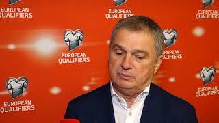 Tumbaković posle Luksemburga | SPORT KLUB Fudbal