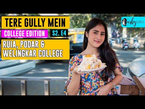 Matunga's Top 7 Food Joints Outside Ruia, Podar & Welingkar | Tere Gully Mein College Edition - Ep 4