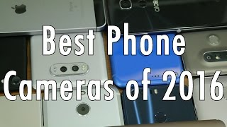 Top 5 Smartphone Cameras of 2016: Best mobile photos and video! | Pocketnow