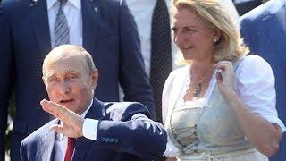 Зачем Путин ездил в Австрию? #263