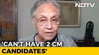 Sheila Dikshit Wants