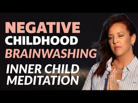 Meditation for Healing Negative Childhood Brainwashing [30 Minutes]