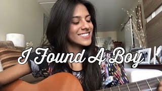 I Found A Boy (Adele) - COVER Mariana Coelho