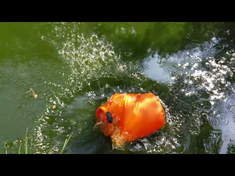 Ortlieb Ultralight Dry PS 10 Test wasserdichter Packsack