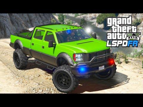 Download Gta 5 Mods New Sandking Police Truck Lspdfr