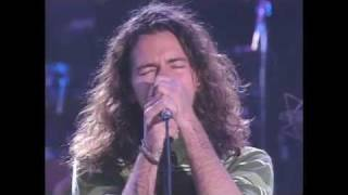 "The Doors with Eddie Vedder perform ""Roadhouse Blues"""
