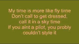 Fabolous Ft. Jeremih - It's My Time Lyrics HQ