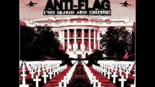 Anti Flag- War sucks let's party