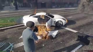 Khám phá thế giới GTA 5 #4 - Cheat Code cơ bản trong GTA 5