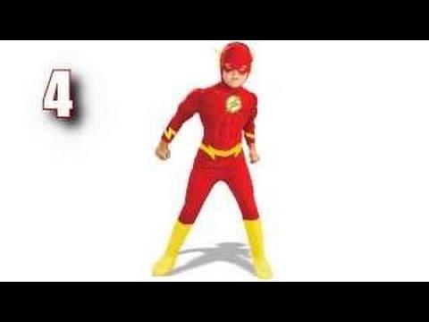 20 Kostüme Von Superheroe Für jungen und Mädchen