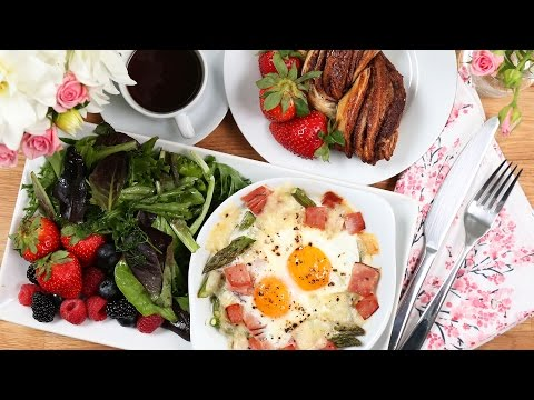 3 EASY Mother's Day Brunch Recipes!