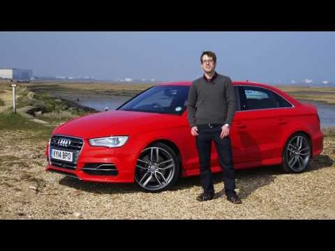 Audi S3 - Which? first drive